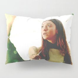 Our Lad of the Tree Pillow Sham
