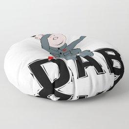 Kim Jong Un Dabbing Floor Pillow