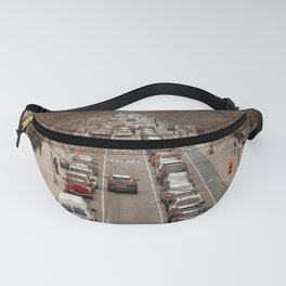 Travel Photography: New York City, Cross Walk Fanny Pack