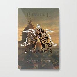 Ezio Auditore Da Firenze - Revenge Metal Print