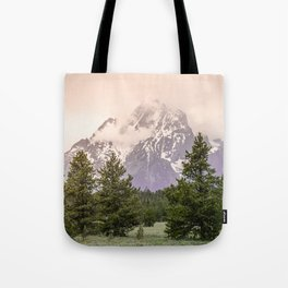 Grand Teton National Park - Wanderlust Adventure Tote Bag