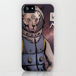 Felix iPhone Case