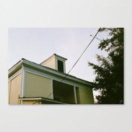 Savannah, GA Canvas Print