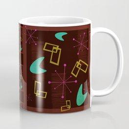 Bachelor Pad Royale Atomic Design Coffee Mug