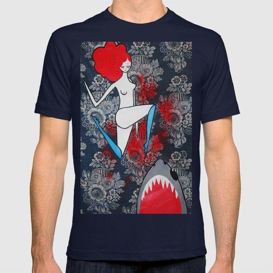 shark dreams T-shirt