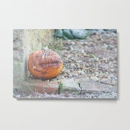 I Guess Halloween Is Over Metal Print