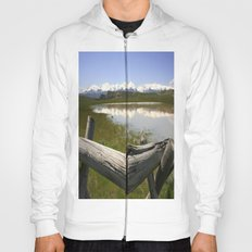 On The Fence Hoody