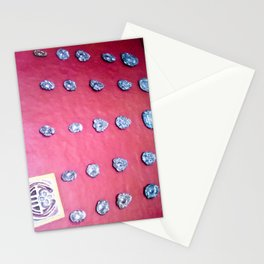 Figures wall. Stationery Cards