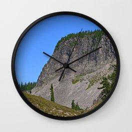 WEST END OF TABLE MOUNTAIN Wall Clock