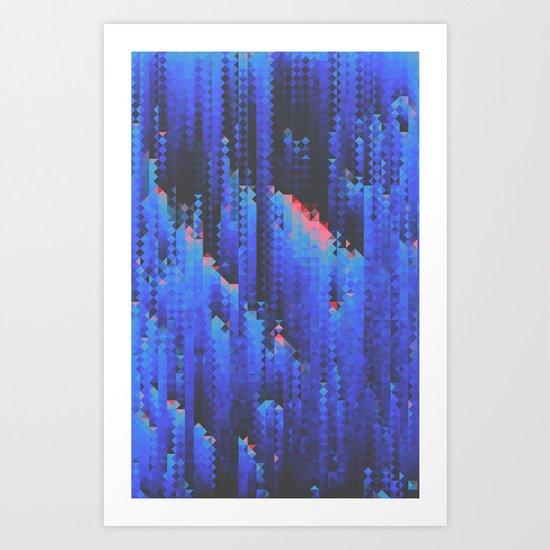 mlnchl Art Print