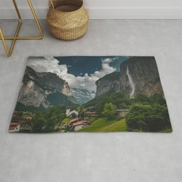 Lauterbrunnen Valley Rug