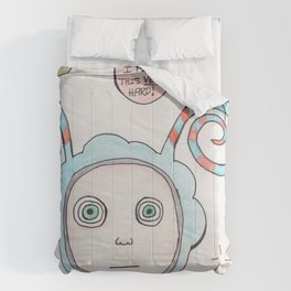 It's OK - I Find It Hard Comforters