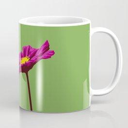 Solifleur Big Bold Pop Art Graphic Flower Artwork Coffee Mug