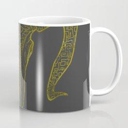 The God of Goats Coffee Mug