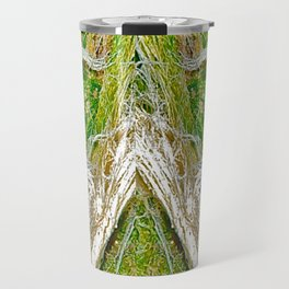 Ocean Grass Travel Mug