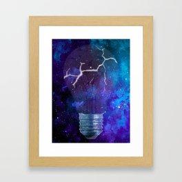 Broken Light Framed Art Print