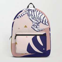 Tiger and the Sun II. Backpack