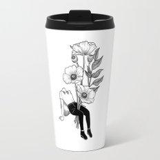 Let me bloom Travel Mug