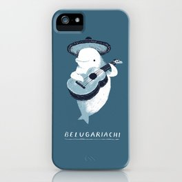 belugariachi iPhone Case