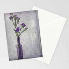 Purple Vase Stationery Cards