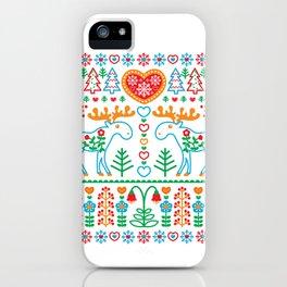 Amoosingly Simple iPhone Case