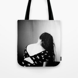 the bitter and the sweet. Tote Bag
