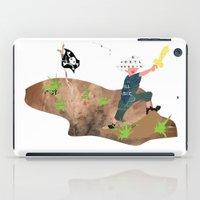 pirate iPad Cases featuring Pirate by Design4u Studio