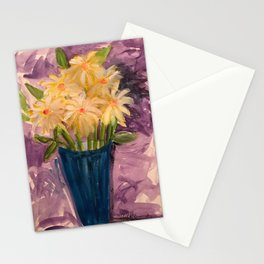 Everything is coming up Daisies Stationery Cards