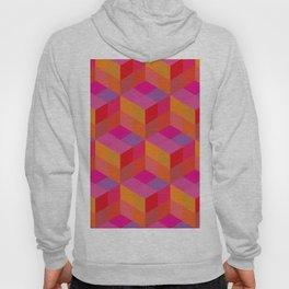 Geometrical pattern Hoody