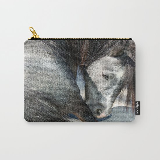 The horse Carry-All Pouch
