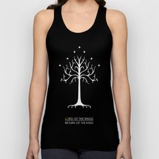 Lord Of The Rings ROTK Unisex Tank Top