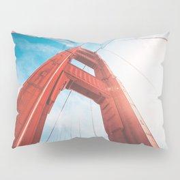 Golden Gate Bridge Pillow Sham