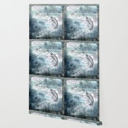 Fishing swordfish Wallpaper