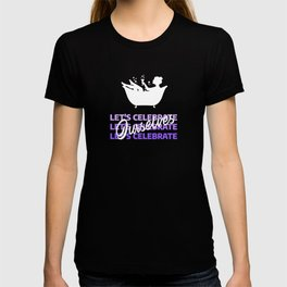 """Girls night out """"Let's celebrate ourselves"""" T-shirt"""