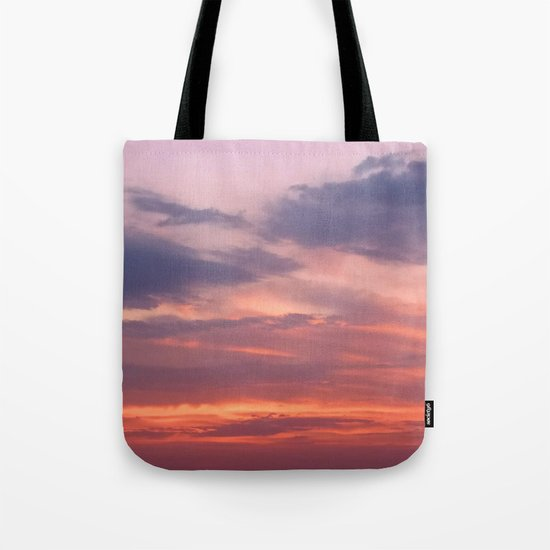 Painting Sky Tote Bag