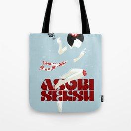 Asobi Seksu Tour Poster Tote Bag