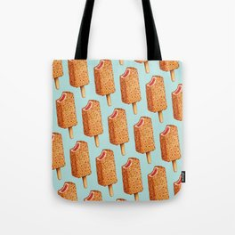 Popsicle Pattern- Strawberry Shortcake Tote Bag