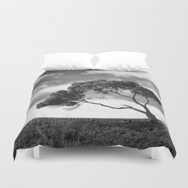 Guilty Remnant Duvet Cover
