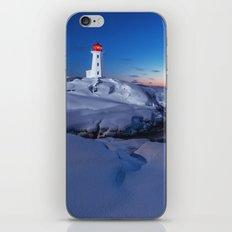 Winter Twilight iPhone & iPod Skin