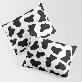 Moo Cow Print Pillow Sham