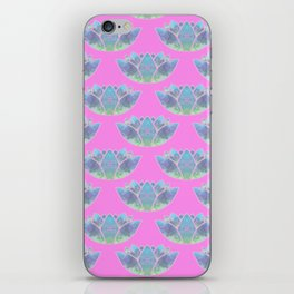 Floating Lotus Flowers iPhone Skin