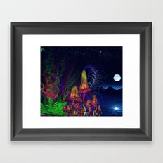 Happy Birthday Terrence Mckenna Framed Art Print