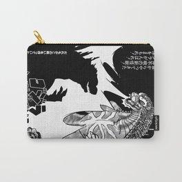 Godzilla Vs Shadow Godzilla Carry-All Pouch