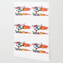 Fox Skater Wallpaper
