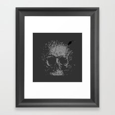 Sign of Death Framed Art Print