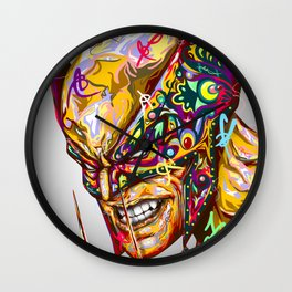 Exotic Mutant Wall Clock