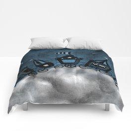 circus - stars Comforters