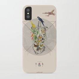 ANTROPOAMORFICO - Love: the pause that refreshes iPhone Case