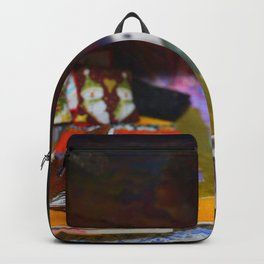 Ghost of Christmas Backpack