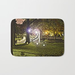 Central Park, NYC - HDR Bath Mat